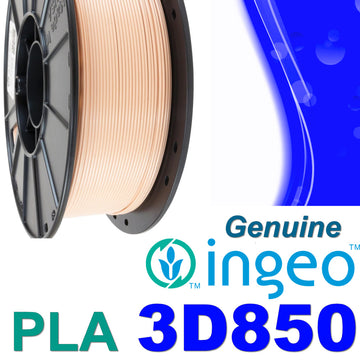 Genuine INGEO PLA 3D850 Filament - Light Skin Tone - 1.75mm