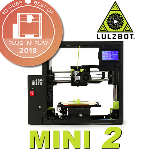 Lulzbot Mini 2 3D Printer Canada