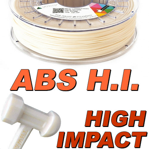 SmartFil ABS HI High Impact 3D Printer Filament Canada