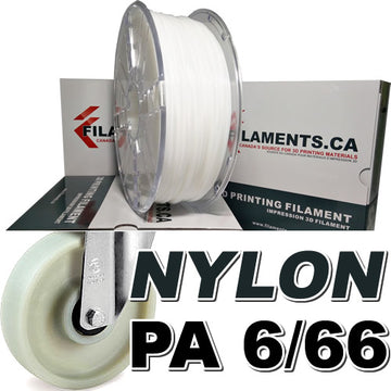 Nylon PA Filament - NATURAL - 1.75mm