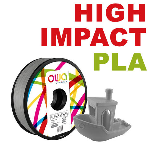 OWA High Impact PLA-HI 3D Printer Filament Canada