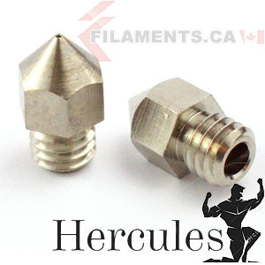 MK9 wear resistant nozzle for 3D printer Canada