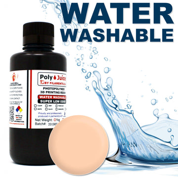 PolyJuice WATER WASHABLE Resin - Light Skin Tone