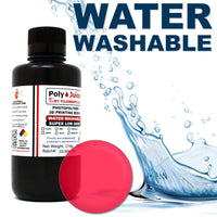 PolyJuice Water Washable 3D Printing Resin Canada
