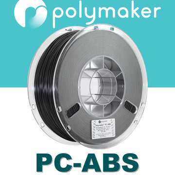Polymaker™ PC-ABS  - Black - 1.75mm