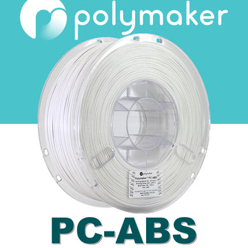 Polymaker™ PC-ABS  - White - 1.75mm