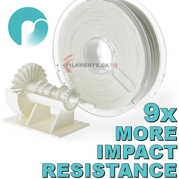 PolyMaker PolyMax High Strength PLA 3D Printing Printer Filament Canada