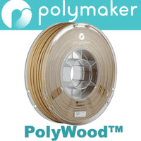 Polymaker Polywood Wood 3D printing Filament Canada