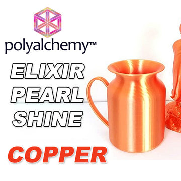 Polyalchemy Elixir PLA - COPPER - 1.75mm