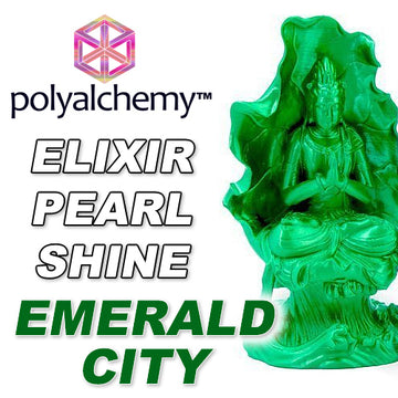 Polyalchemy Elixir PLA - EMERALD CITY - 1.75mm