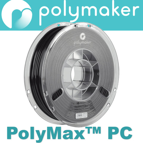 Polymaker PolyMax PC Polycarbonate 3D Printing Filament Canada