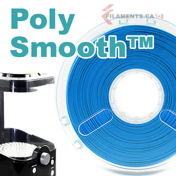 PolySmooth™ Filament - Electric Blue - 1.75mm