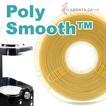PolySmooth™ Filament - Mustard Yellow - 1.75mm