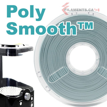 PolySmooth™ Filament - Slate Grey - 1.75mm