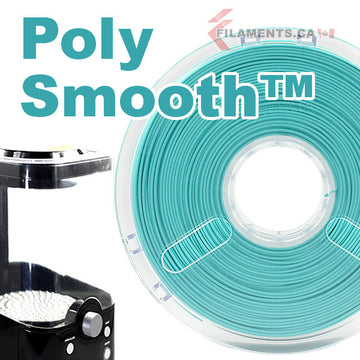 PolySmooth™ Filament - Teal - 1.75mm