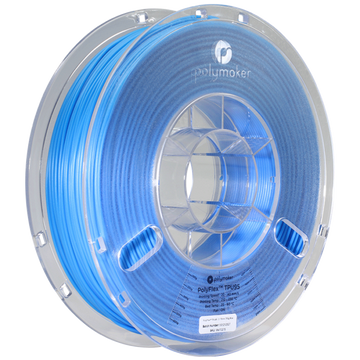 PolyFlex™ TPU95 Flexible Filament - Blue - 1.75mm