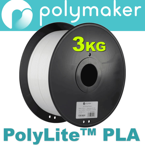 Polymaker PolyLite PLA 3D Printing Filament Canada
