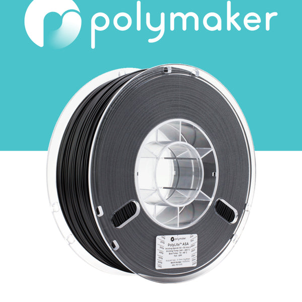Polymaker Polylite ASA 3D Printing Filaments Canada