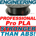 Engineering Pro PLA / APLA+ - Midnight Black - 1.75mm