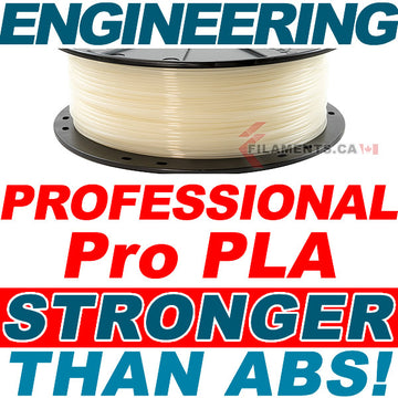 Engineering Pro PLA / APLA+ - Natural - 2.85mm
