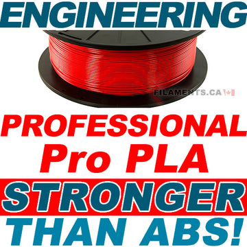 Engineering Pro PLA / APLA+ - Fire Engine Red - 1.75mm