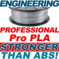 Engineering Pro PLA / APLA+ - Simply Silver - 1.75mm