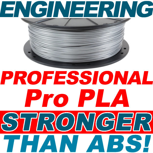 3DFuel Pro PLA / APLA+ Engineering PLA 3D Printer Filament Canada