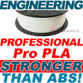 Engineering Pro PLA / APLA+ - Snow White - 1.75mm