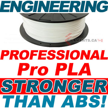 Engineering Pro PLA / APLA+ - Snow White - 2.85mm