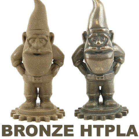 Proto-Pasta Bronze Metal Composite HTPLA 3D printer filament Canada