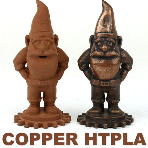 Proto-Pasta Copper Metal Composite HTPLA 3D printer filament Canada