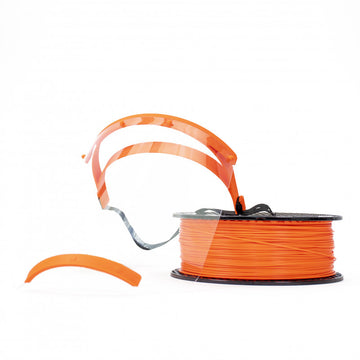 Prusament PETG Orange for PPE - 1.75mm