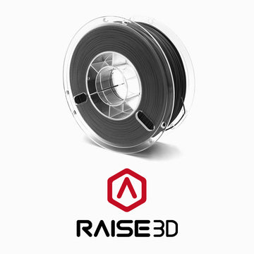 Raise3D Premium ABS Filament - Black - 1.75mm