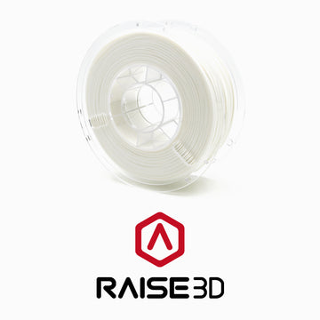 Raise3D Premium ABS Filament - White - 1.75mm