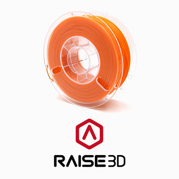 Raise3D Premium PLA Filament - Orange - 1.75mm