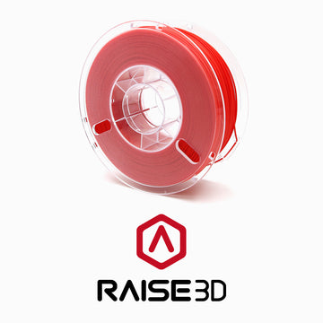 Raise3D Premium PLA Filament - Red - 1.75mm