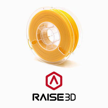 Raise3D Premium PLA Filament - Yellow - 1.75mm