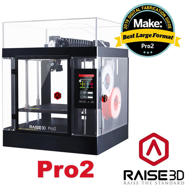 Raise3D Pro2 3D Printer Canada