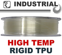 Rigid High Temperature TPU 3D printing filament Canada