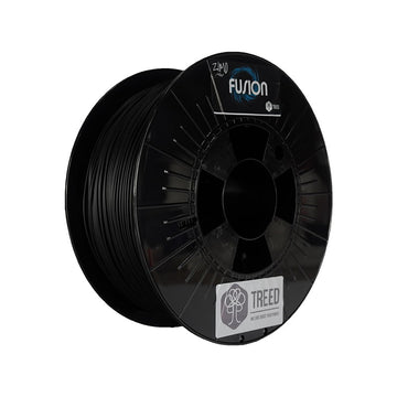 FUSION Long Prints PLA - Black - 1.75mm - 0.75KG