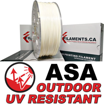 ASA Filament - Natural - 1.75mm