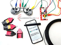 Conductive PLA for 3D Printing Printer Material by Proto-Pasta Canada