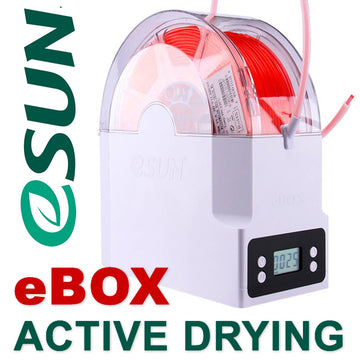 eSun eBOX V2 Filament Dryer -Active Drying