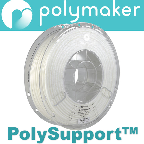 Polymaker Polysupport break away support 3d printing filament Canada