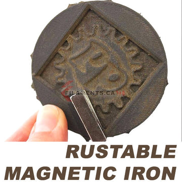 Magnetic Iron PLA - 2.85mm