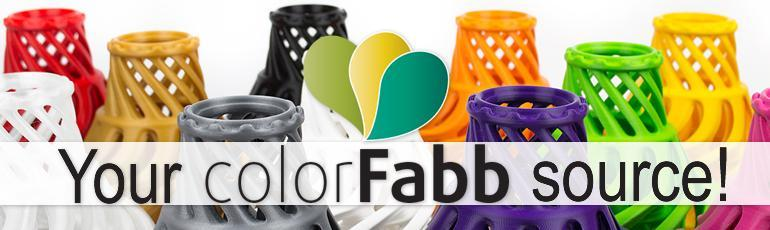 ColorFabb Canada 3D Printer Filament