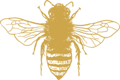 manuka honey uk egmont bee logo