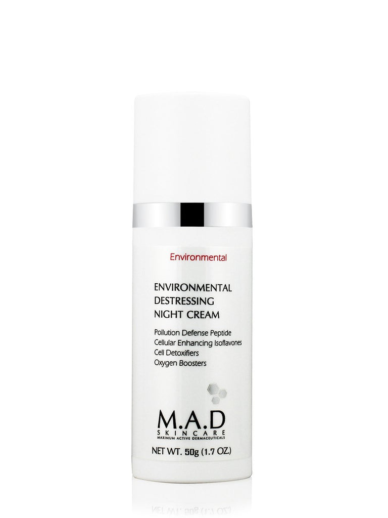 MAD ENVIRONMENTAL DESTRESSING NIGHT CREAM