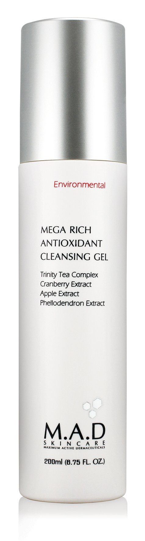MAD MEGA RICH ANTIOXIDAN CLEANSING GEL