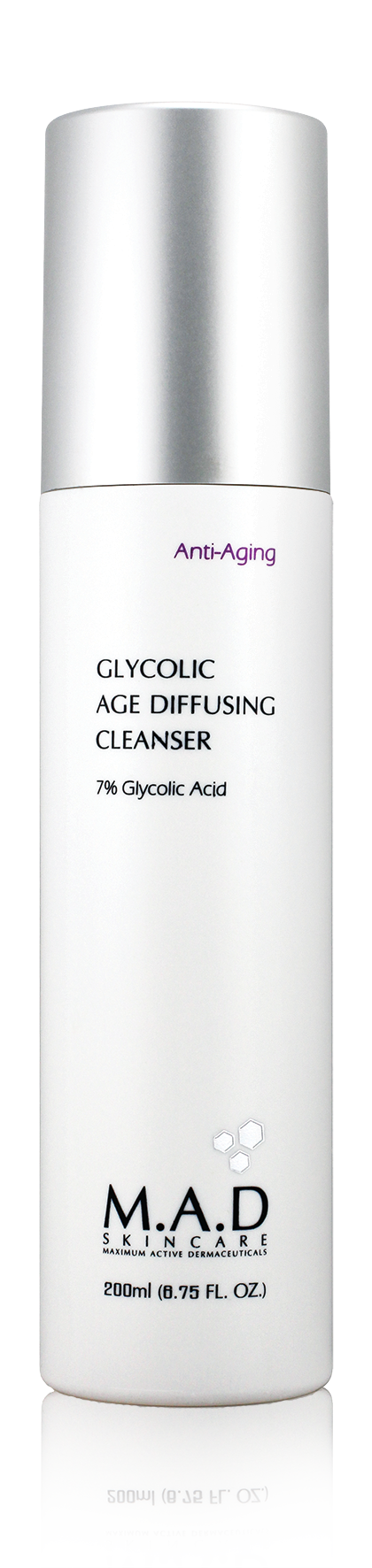 MAD GLYCOLIC AGE DIFFUSING CLEANSER